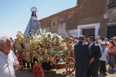Virgen en la Carroza, La Función. Enrique García Polo 2005