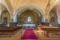 Interior ermita Concepción. Enrique García Polo 2017