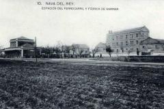 Estación y Fábrica de Harinas