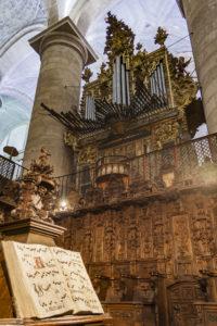 Coro y órgano