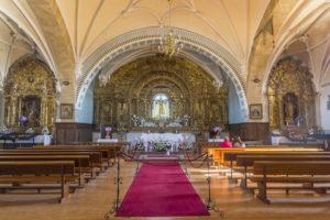 Interior ermita Concepción